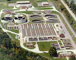 Wastwater Treatment plant