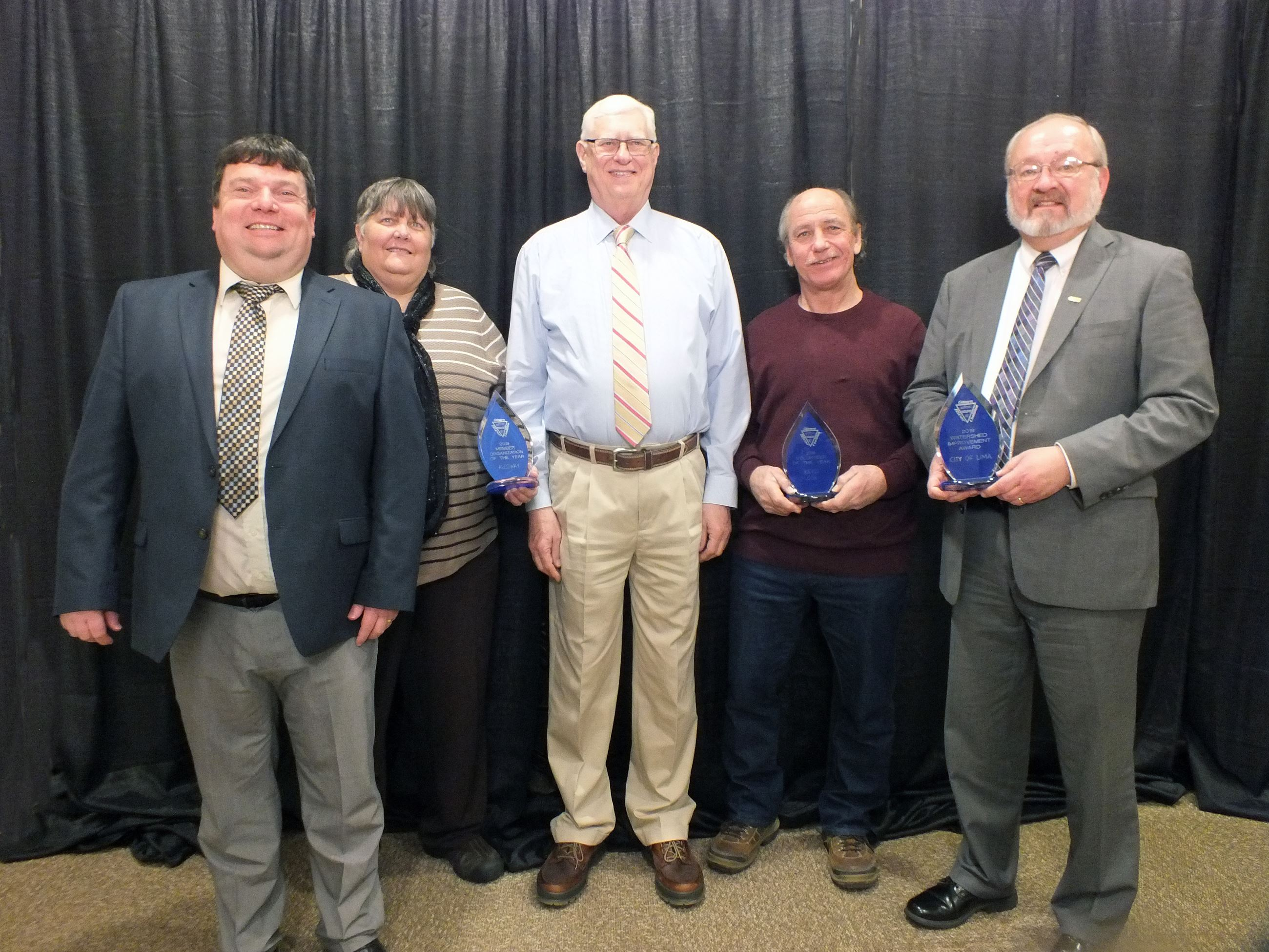 Ottawa River Coalition 2019 Award Winners