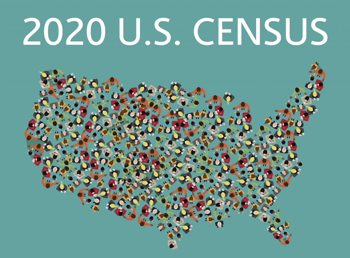 2020 U.S. Census logo Opens in new window
